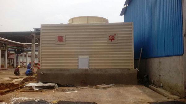 湖南益阳某化工厂500TX2