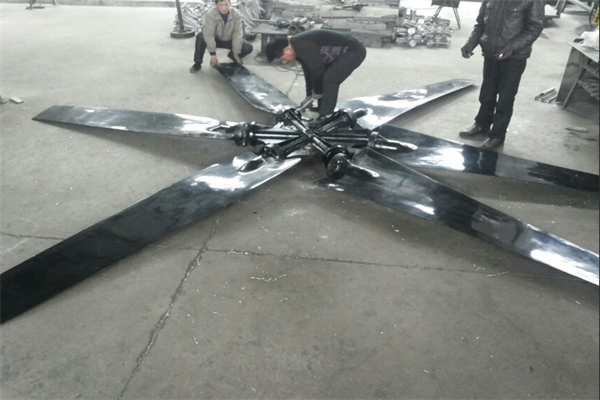 6m玻璃钢风叶